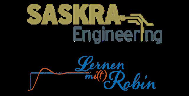 Sascha Kratz, Robin Leuering Firmenlogo